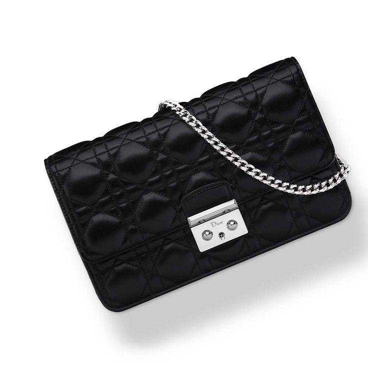 Dior - Miss Dior Promenade Large Çanta Siyah - 14 #Dior #Dior-MissDiorPromenadeLarge #Çanta