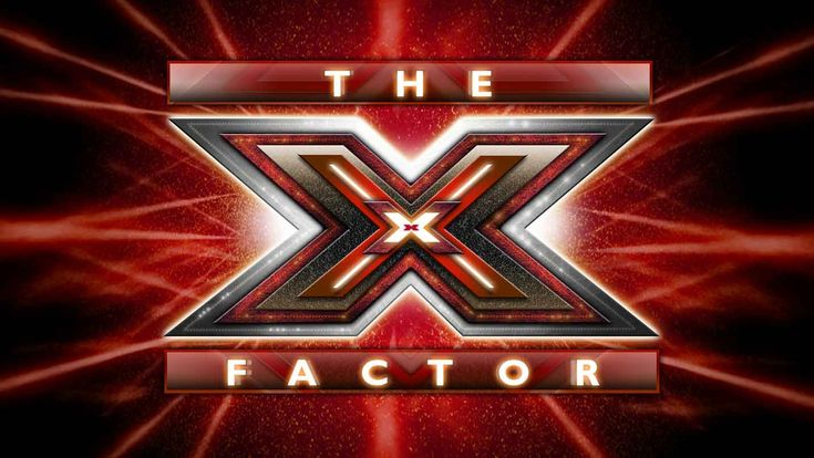 Welcome to the X factor, your saturday night starts right here! xxx