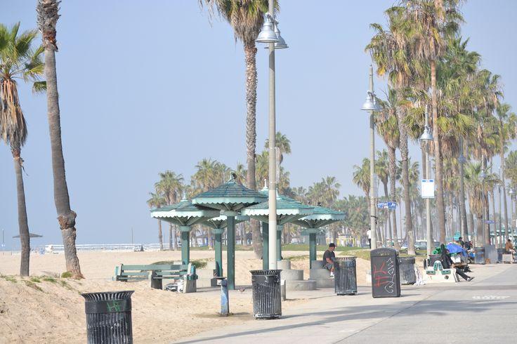 Venice Beach en Los Angeles, California