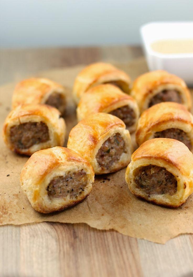 Sausage rolls: Traditional Australian Food
