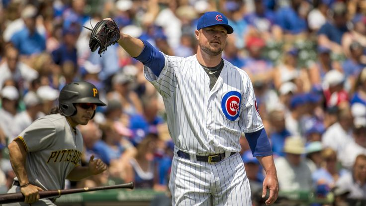 The Chicago Cubs have one more game before the All-Star break and veteran Jon Lester will be the starter against the Pittsburgh Pirates on a picturesque Sunday