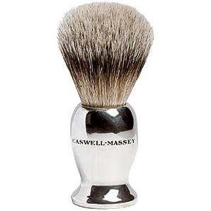 Caswell-Massey Silver Tip Badger Shave Brush