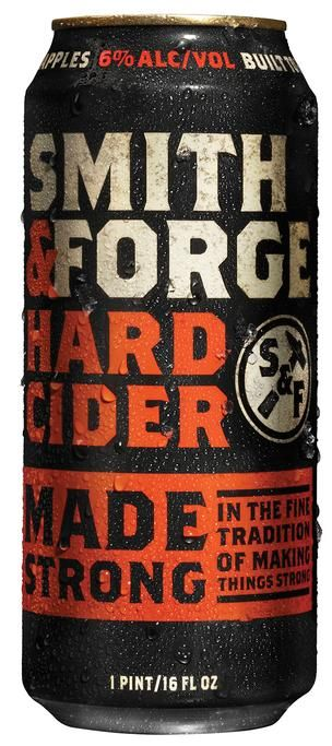 MillerCoors introduced Smith & Forge, a hard cider