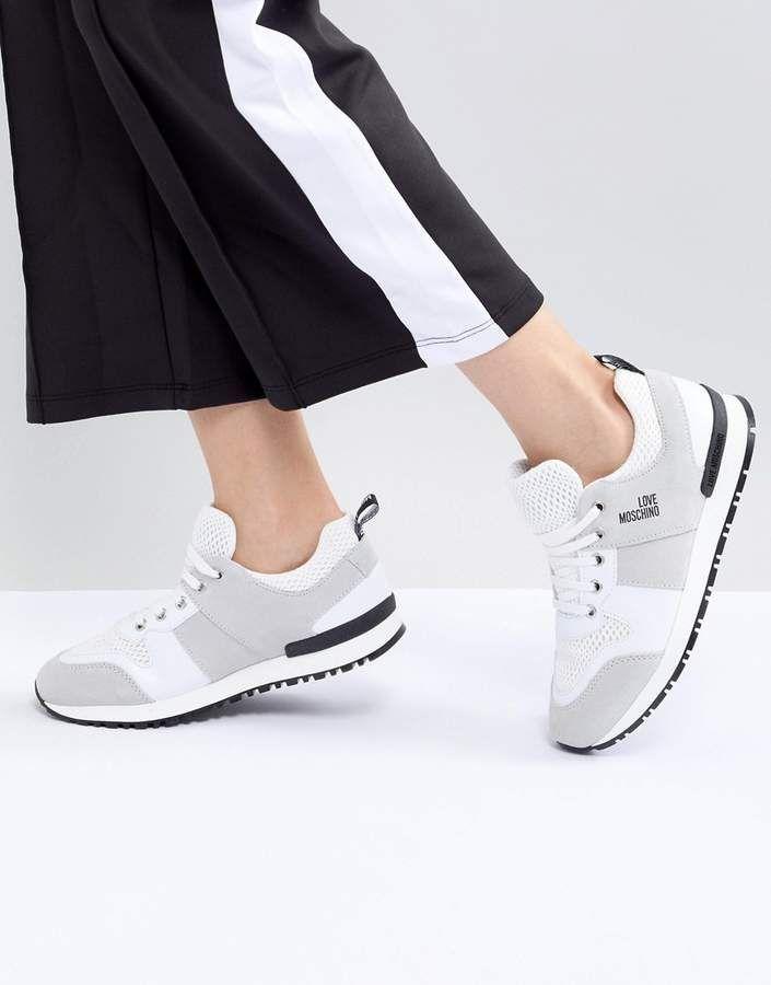 Love Moschino Runner Sneaker
