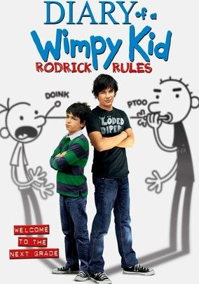 Greg Heffley returns to overcome ridiculous obstacles in this sequel to the first Diary of a Wimpy Kid adaptation, based on the books by Jeff Kinney. This time around, Greg must cope with the habits of his insufferable brother, Rodrick.