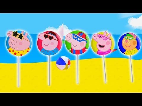 #Peppa Pig #Finger Family #Summer #Lollipop | Nursery Rhymes Lyrics - RoRo Fun Channel Youtube  #Masha   #bear   #Peppa   #Peppapig   #Cry   #GardenKids   #PJ  Masks  #Catboy   #Gekko   #Owlette   #Lollipops  #MashaAndTheBear  Make sure you SUBSCRIBE Now For More Videos Updates:  https://goo.gl/tqfFEb Have Fun with made  by RoRo Fun Chanel. More    HOT CLIP: Masha And The Bear with PJ Masks Catboy Gekko Owlette Cries When Given An Injection  https://www.youtube.com/watch?v=KVEK6Qtqo9M Masha…