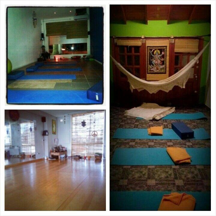 Salas de yoga