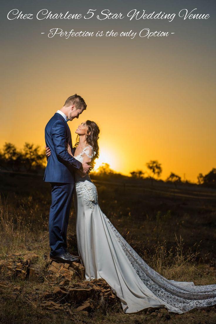 Chez Charlene 5 Star Wedding Venue - Pretoria East - Gauteng - South Africa - www.chezcharlene.co.za Chez Charlene Gardens