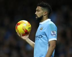 Gael Clichy wants to enjoy Wembley final - as well as win it for Manchester City
