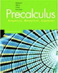 Precalculus Textbook - Time-saving Videos by Brightstorm - Helpful Videos by Brightstorm