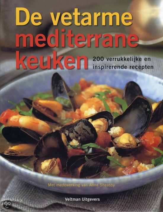 De vetarme mediterrane keuken