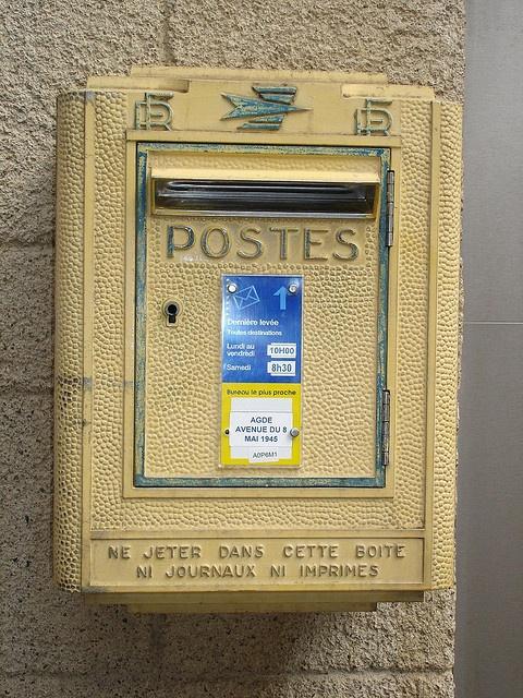 Best Official Letter Box  Bote Postal Du Monde Images On