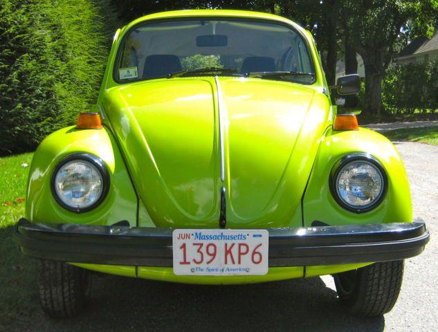 Seller Of Classic Cars 1974 Volkswagen Beetle Classic