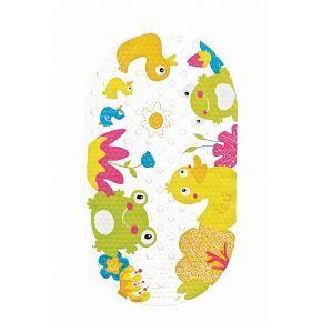Teddykompanietin hieno ja värikäs kylpymatto. BPA-vapaa. Koko 69 x 39 cm.