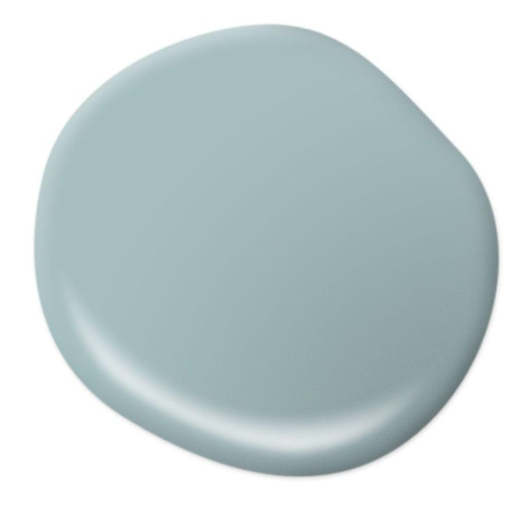 Behr Marquee 5 Gal Ppu13 13 Oslo Blue One Coat Hide Matte Interior Paint Oslo Behr And