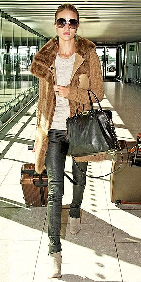 RHW- cashmere, leather and shades