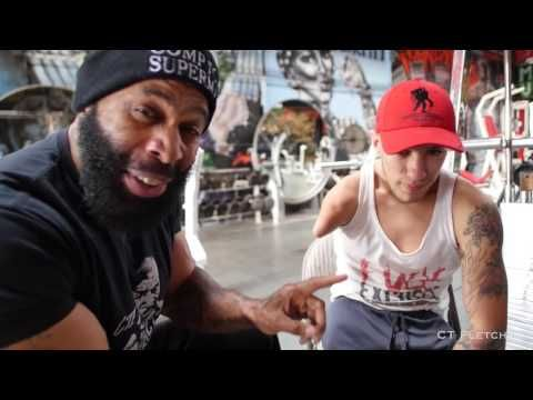 C.T. Fletcher : Definition of Determination!!! Interview w/Nick Santonastasso - http://supplementvideoreviews.com/c-t-fletcher-definition-of-determination-interview-wnick-santonastasso/