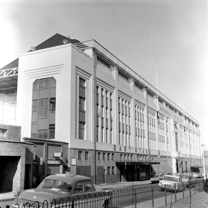 Arsenal Football Club - Highbury Stadium, London