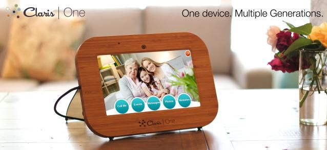 Getting Seniors Online-Claris One Connects Family Members with Aging Relatives