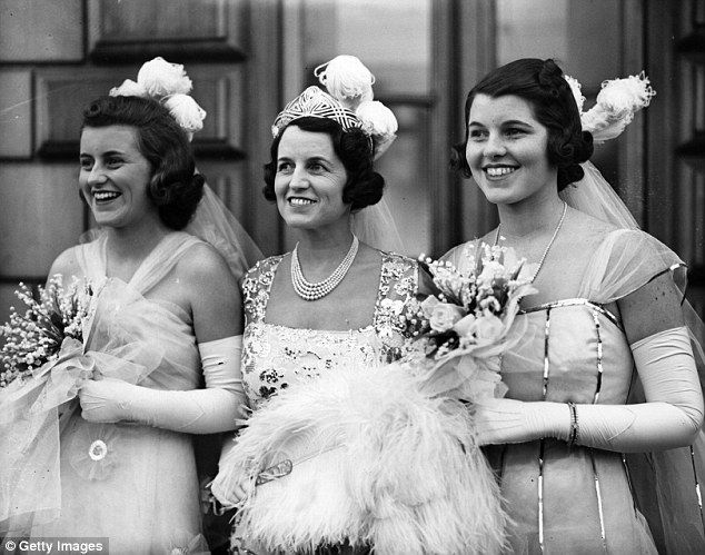Rose (pictured center with Rosemary, then 19, on the right and daughter Kathleen in Mary 1938) almost always discussed weight in letters to her children, whether it was about them being 'too fat' or 'too thin'