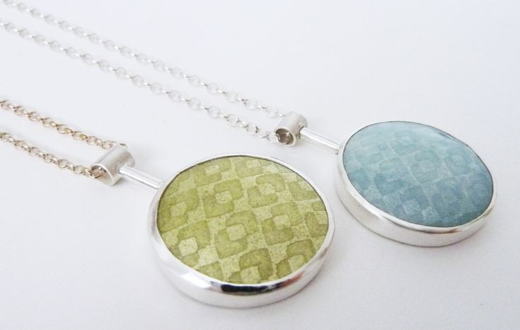 etched circle pendants 3 | Flickr - Photo Sharing!