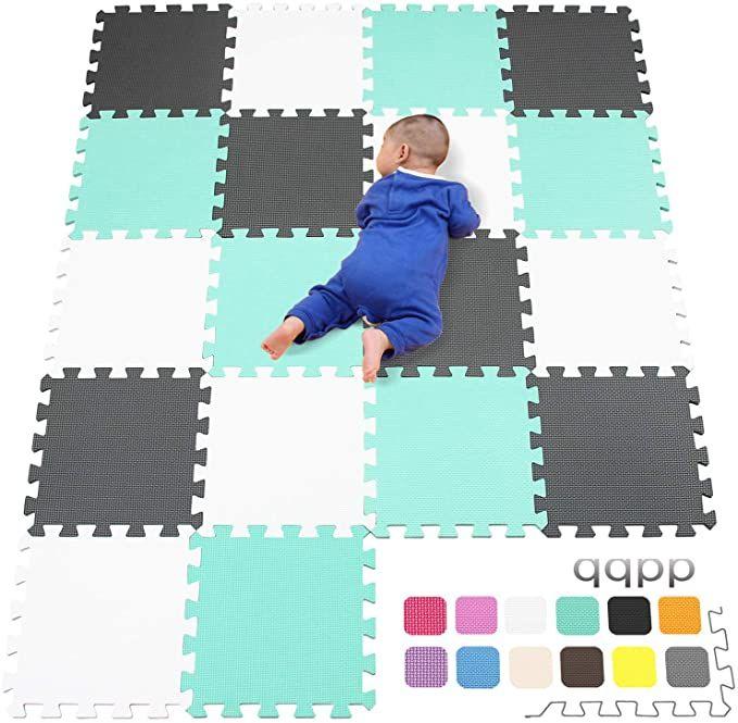 qqpp eva puzzle tapis mousse bebe