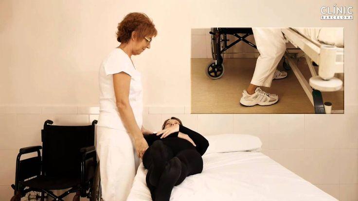 Cuidando al cuidador - 8: La movilización en las personas mayores. Paso ...