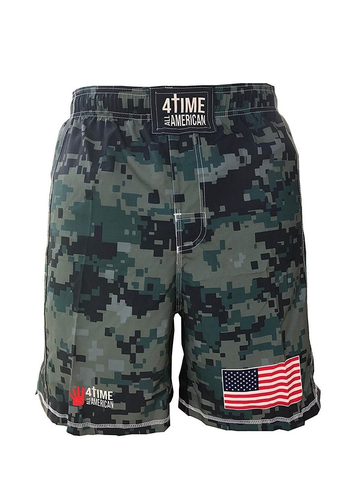 Digital Green Camo Sublimated Shorts-UFC, MMA, BJJ, Muay Thai, WOD, NOGI, Wrestling, Kickboxing, Boxing Shorts Youths and Mens sizes