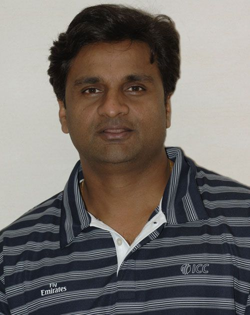 Javgal Srinath was an Indian Cricketer and Current ICC Match Referee