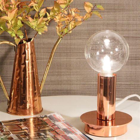 Torch Tischleuchte - Kupfer - Globen Lighting