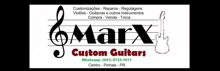 G-Marx Custom Guitars: Apresentamos o nosso Blogsite G-Marx