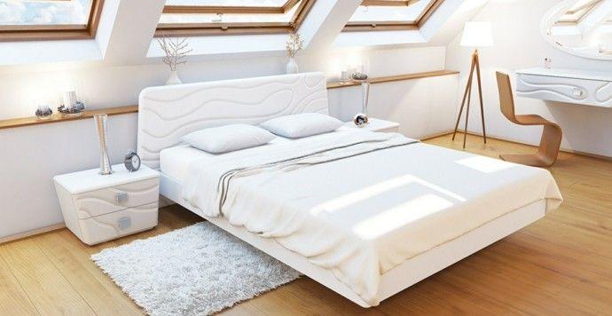 30 Ausgefallene Betten, die sich stilvoll ins Schlafzimmer