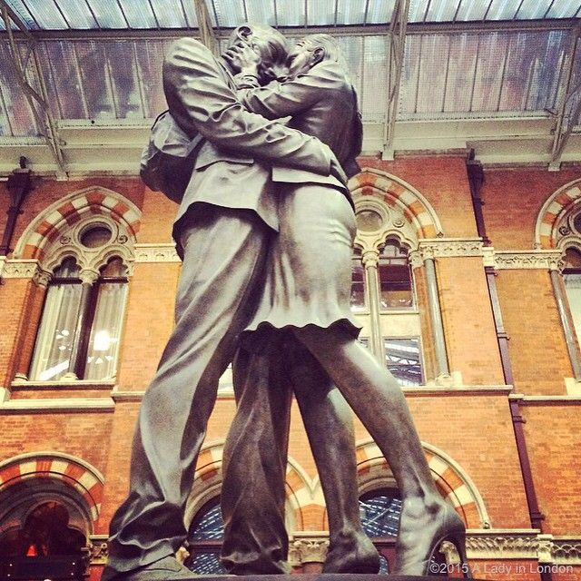 14 most romantic places in London via A Lady in London