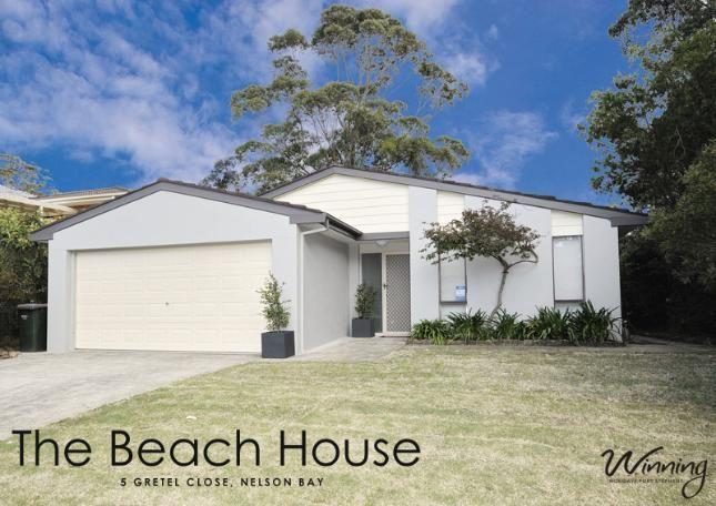 Gretel Close, 5, Beach House | Nelson Bay, NSW | Accommodation