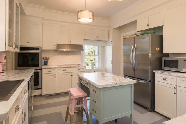 """""""My Old Country House"""" Blogger's Fixed-Up Farmhouse For Sale   Hooked on Houses   Bloglovin'"""