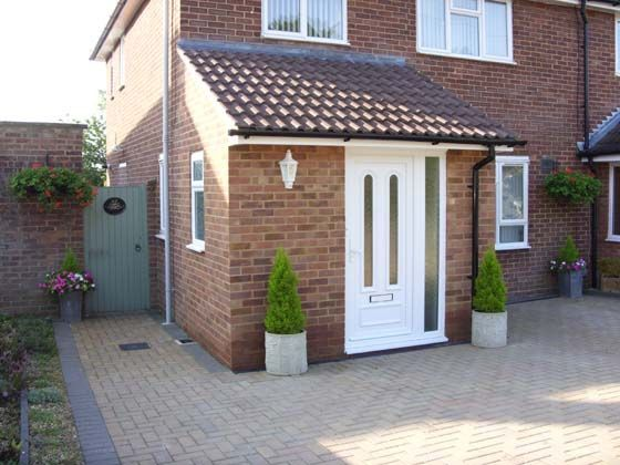 Transforming Small Bathrooms In Just 6 Easy Steps Porch Extension House With Porch Porch Extension With Toilet