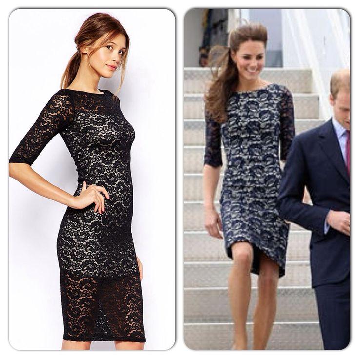 Katalin's dress find U on Asos