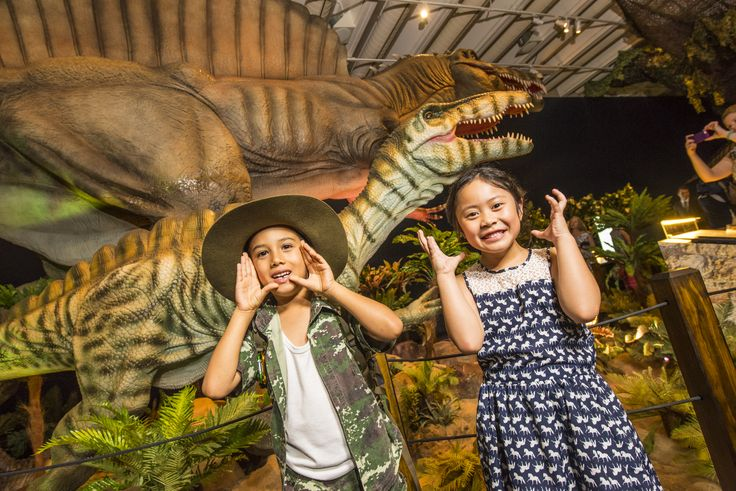 Do you dare roam with dinosaurs? Dinosaur Discovery: Lost Creatures of the Cretaceous exhibition at Queensland Museum until 5 October 2015. Avoid the stampede and book tickets online www.qm.qld.gov.au/dinosaur