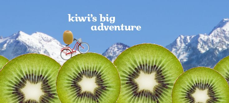 Kiwis Big Adventure by DavidsTea
