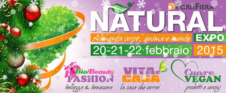 Natural Expò Forlì - La fiera del benessere dedicata al mondo della salute e dell' ambiente a 360 gradi!