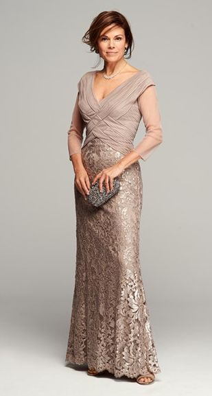 Gorgeous 'Mother-of-the-bride' dress!  #MotheroftheBrideDress #MotheroftheBride #dress