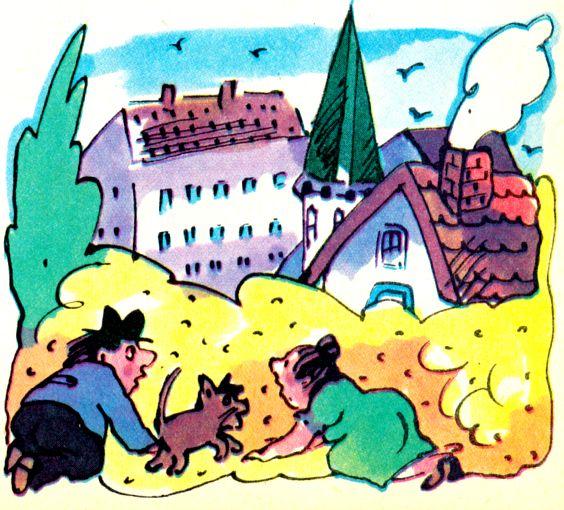 In der DDR-Kinderzeitschrift Bummi erschien regelmäßig Mein klitzekleines Märchenbuch. 1978 erschien in der Reihe die von Dagmar Kunze illustrierte Variante des Märchens Der süße Brei.