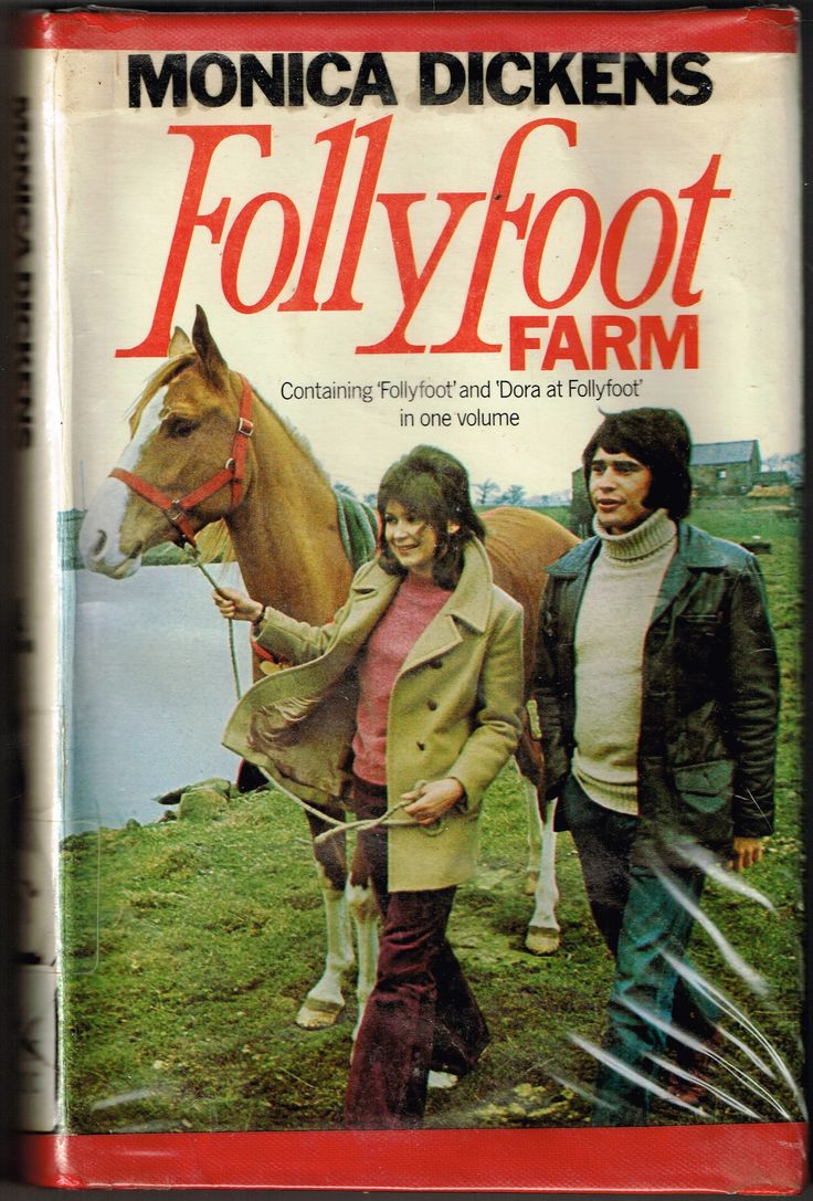 Follyfoot is a Home of Rest for Horses - old horses, sick horses, neglected or maltreated horses. These two original engaging stories are about the horses and the people who care for them. The author, Monica Dickens, who is the great-granddaughter of Charles, inspired me to love horses and take an interest in their welfare. As an adult I have become a long term active member of Project Hope Horse Welfare Victoria and I own a horse. - Jane, Vic