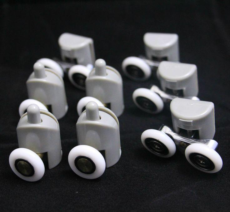 Комплекты роликов : Ролики для душевой кабины 23 мм. Комплект №3