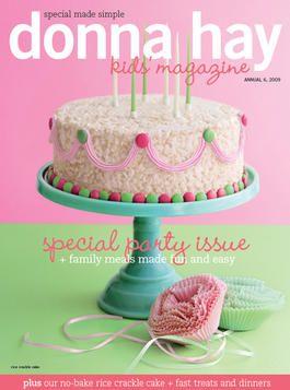 donna hay kids magazine