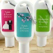 cutest little wedding favours for beach/summer/destination weddings