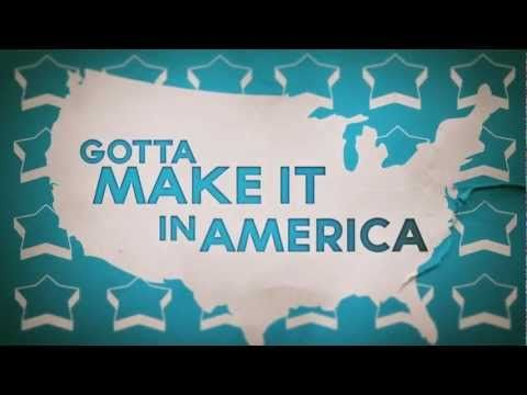 such a fun song!    Victorious Cast ft. Victoria Justice - Make It In America (Lyric Video)