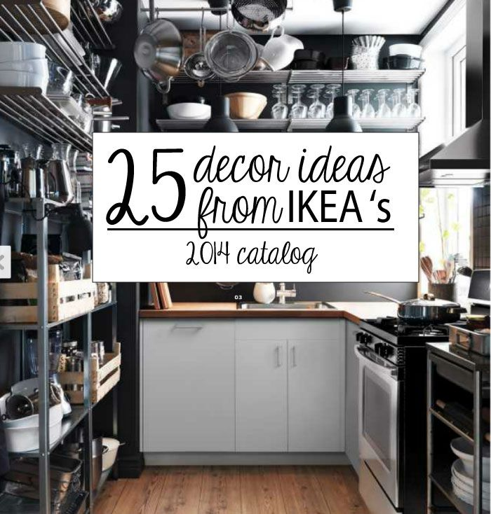 25 Cool Decorating Tricks from IKEA '14 Catalog