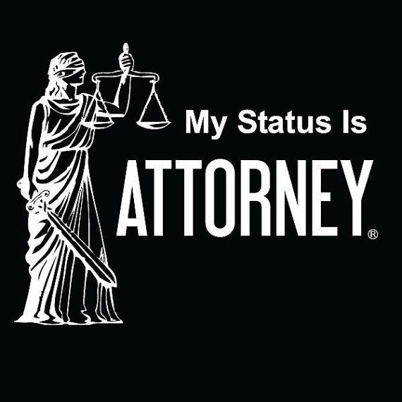 T-shirt for law school grad