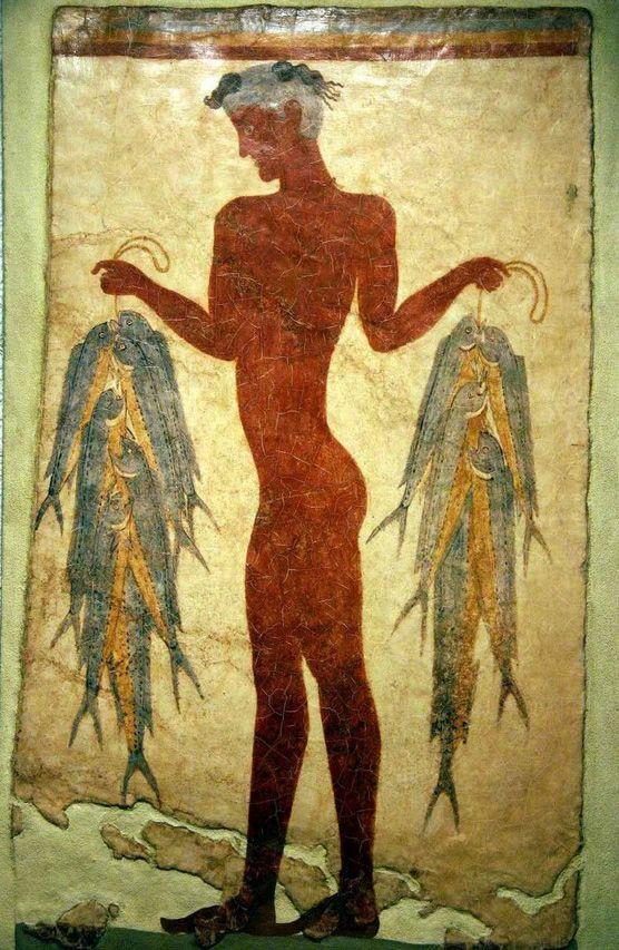 Grecia, Santorini, Museo Akrotiri